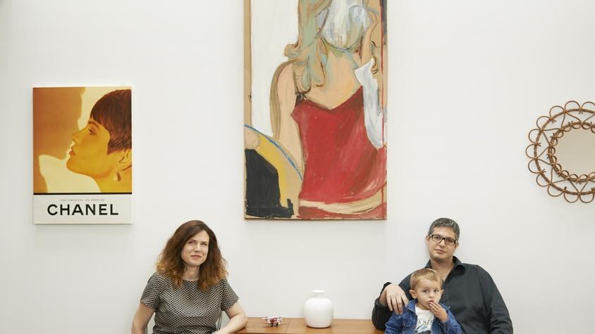 Chez Marie-Isabelle, Marc & Gabriel